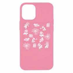 Чохол для iPhone 12 mini Наскальний Живопис