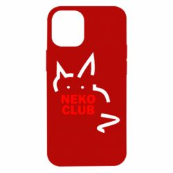 Чохол для iPhone 12 mini Neko Club