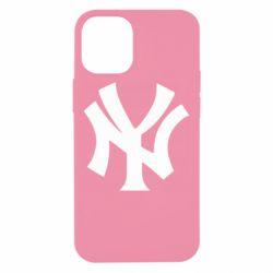 Чохол для iPhone 12 mini New York yankees