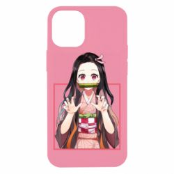 Чохол для iPhone 12 mini Nezuko