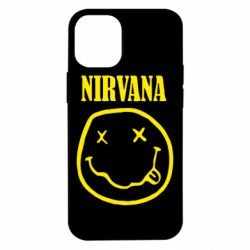 Чехол для iPhone 12 mini Nirvana (Нирвана)
