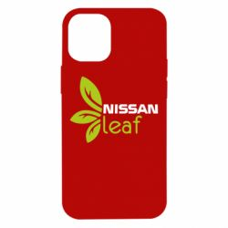 Чехол для iPhone 12 mini Nissa Leaf