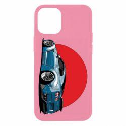 Чехол для iPhone 12 mini Nissan GR-R Japan