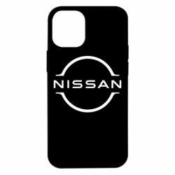 Чохол для iPhone 12 mini Nissan new logo