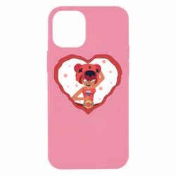Чехол для iPhone 12 mini Nita heart