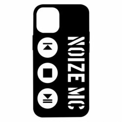 Чехол для iPhone 12 mini Noize MC player