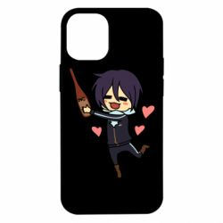 Чохол для iPhone 12 mini Noragami and drink