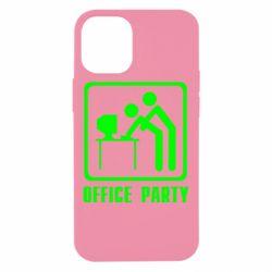 Чехол для iPhone 12 mini Office Party
