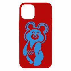 Чохол для iPhone 12 mini Олімпійський Ведмедик