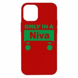 Чехол для iPhone 12 mini Only Niva