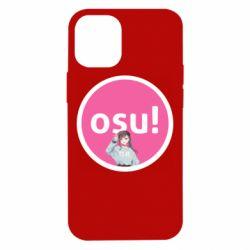 Чехол для iPhone 12 mini Osu!