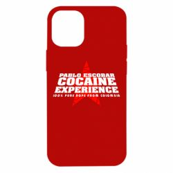 Чехол для iPhone 12 mini Pablo Escobar