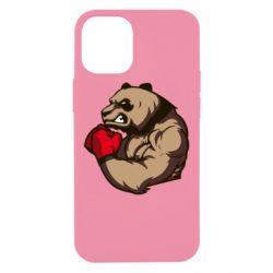 Чехол для iPhone 12 mini Panda Boxing
