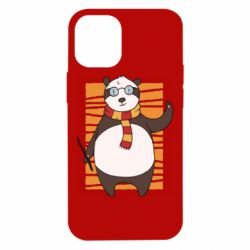 Чехол для iPhone 12 mini Panda Potter