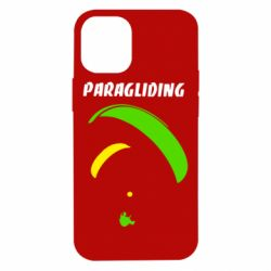 Чехол для iPhone 12 mini Paragliding