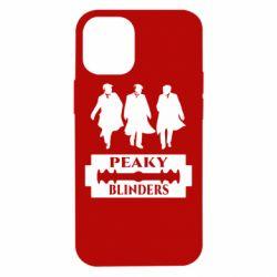 Чохол для iPhone 12 mini Peaky Blinders