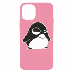 Чехол для iPhone 12 mini Penguin