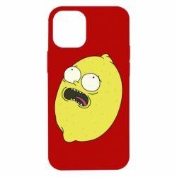 Чохол для iPhone 12 mini Pickle Rick Sanchez