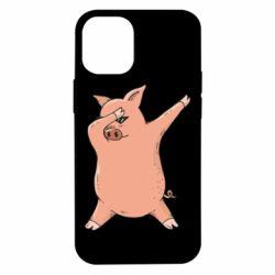 Чохол для iPhone 12 mini Pig dab