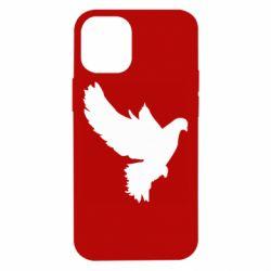 Чехол для iPhone 12 mini Pigeon silhouette