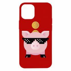 Чохол для iPhone 12 mini Piggy bank