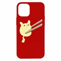 Чохол для iPhone 12 mini Pikachu in the sticks