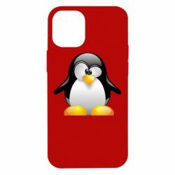 Чохол для iPhone 12 mini Пінгвін
