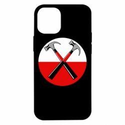 Чохол для iPhone 12 mini Pink Floyd Main Logo