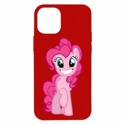 Чехол для iPhone 12 mini Pinkie Pie smile