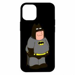 Чохол для iPhone 12 mini Пітер Гріффін Бетмен