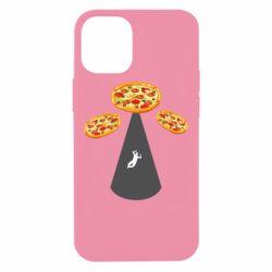 Чохол для iPhone 12 mini Pizza UFO