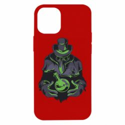Чехол для iPhone 12 mini Plague Doctor