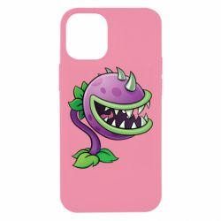 Чехол для iPhone 12 mini Planta carnivora