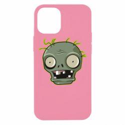 Чохол для iPhone 12 mini Plants vs zombie head