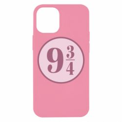 Чохол для iPhone 12 mini Platform nine and three quarters