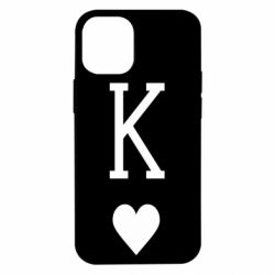 Чохол для iPhone 12 mini Playing Cards King