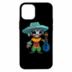 Чехол для iPhone 12 mini Poco Ancient Alien God