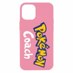 Чохол для iPhone 12 mini Pokemon Coach