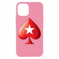 Чохол для iPhone 12 mini Poker Stars 3D Logo