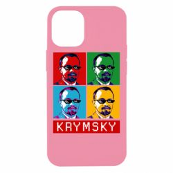 Чохол для iPhone 12 mini Pop man krymski