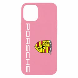 Чехол для iPhone 12 mini Porsche