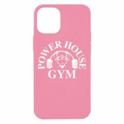 Чехол для iPhone 12 mini Power House Gym