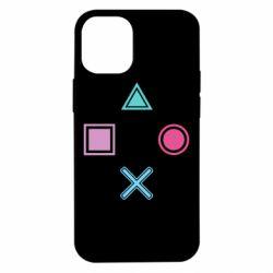Чехол для iPhone 12 mini PS vector