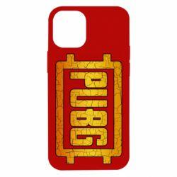 Чехол для iPhone 12 mini PUBG and cracks