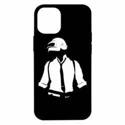 Чехол для iPhone 12 mini PUBG Hero Men's
