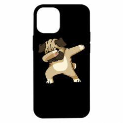 Чохол для iPhone 12 mini Pug Swag