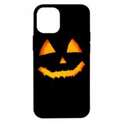 Чохол для iPhone 12 mini Pumpkin face features