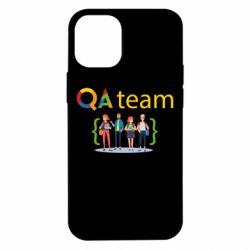 Чехол для iPhone 12 mini QA+TEAM
