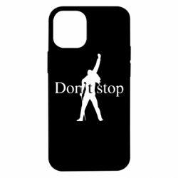 Чохол для iPhone 12 mini Queen Don't stop