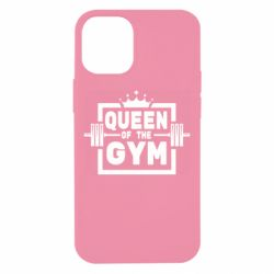 Чохол для iPhone 12 mini Queen Of The Gym